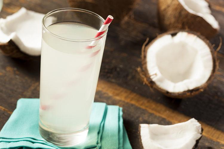 Kokoswaterkefir